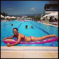 Photo taken at Kahya Resort Aqua&Spa by Натали☀️ on 5/27/2013