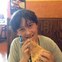 Photo taken at Tuscanero's Pizza by diddyness on 6/9/2013