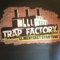 Photo taken at Trap Factory by Akos S. on 3/25/2014
