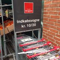 Photo taken at Superbrugsen by Claus C. on 10/23/2013