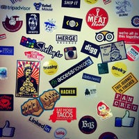Photo taken at Facebook NYC by Vadim L. on 5/1/2013