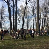 Photo taken at Дача Громова by Elena on 5/14/2017