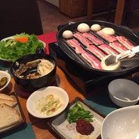 Снимок сделан в Babjib-K/ 밥집-K пользователем Elena 10/5/2015