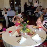 Photo taken at Blacksburg Country Club by Russ C. on 4/13/2014