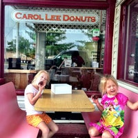 Photo taken at Carol Lee Donuts by Russ C. on 8/11/2013