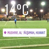 Photo taken at ملاعب كرة القدم - منطقة مشرف by HUSSAINKOV on 1/15/2017
