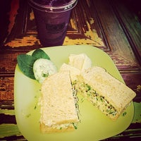 Photo taken at Oasis Juice Bar & Market by Brayant D. on 1/17/2014