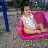 Photo taken at Sebahattin Zaim Parkı by Cagla U. on 9/8/2013
