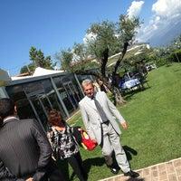 Photo taken at Casale di Villa Battistini by Simone M. on 9/7/2013