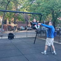 Photo taken at Park Slope Playground by Taty S. on 5/23/2015