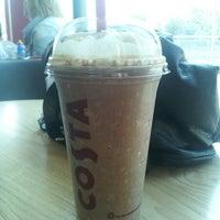 Photo taken at Costa Coffee by Kristia W. on 5/7/2013