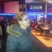 Photo taken at Odeon by Greg U. on 12/29/2012