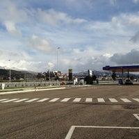 Photo taken at Area di Servizio Monte Velino Sud by Amedeo on 12/8/2012