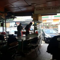 Photo taken at Nur Satay by DoCTor L. on 1/15/2014