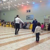 Photo taken at 23 Nisan Düğün Salonu by Halis K. on 10/19/2013