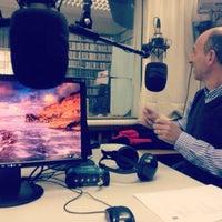Photo taken at Radio Infinita by Jean B. on 9/28/2012