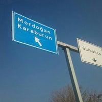 Photo taken at Mordoğan- İzmir Karayolu by Halil D. on 12/20/2015