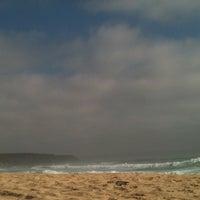 Photo taken at Playa Tunquen by Yani on 2/3/2013