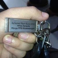 Photo taken at PPD Kinabatangan by Riberl on 10/19/2012