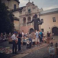 Photo taken at Книжковий ярмарок біля Федорова by Victor L. on 6/24/2013