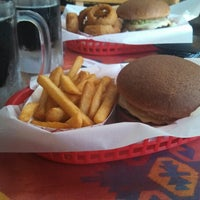 Photo taken at Del's Charcoal Burgers by Michael D. on 7/13/2013