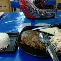Photo taken at QJ Steak | Panasin 24/1 by Nattapong L. on 3/4/2013