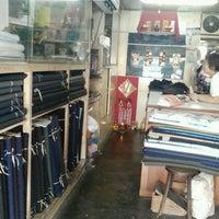 Photo taken at Tukang Jahit Wah Hing by Sifu B. on 12/20/2012