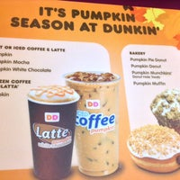 Photo taken at Dunkin' Donuts by Fran C. on 9/20/2013