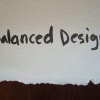 Photo taken at Balanced Design by Melinda C. on 2/20/2015