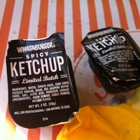 Photo taken at Whataburger by Brooke S. on 6/7/2013