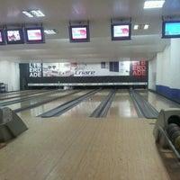 Photo taken at Strike Bowling Park by Rodrigo C. on 9/20/2012