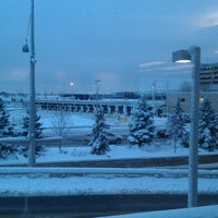 Photo taken at Gate C17 by Brian S. on 12/10/2012