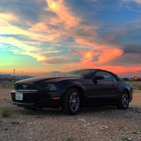 Photo taken at Route 66 by Florian V. on 8/15/2014