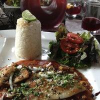 Photo taken at Soleado, cocina del mundo by Lore C. on 3/16/2013
