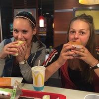 Photo taken at McDonald's by Megija G. on 7/17/2016