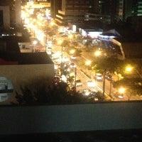 Photo taken at Avenida Dom Luís by Cristian F. on 12/26/2012