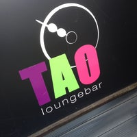 Photo taken at Tao Resto & Lounge by Fauve D. on 4/21/2013