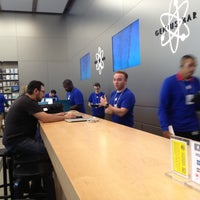 Photo taken at Apple by Jim S. on 4/19/2013