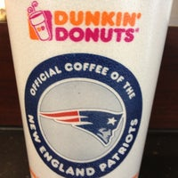 Photo taken at Dunkin' Donuts by Don J. on 9/30/2012