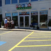 Photo taken at FRESH EXPRESS / CITGO by Don J. on 8/24/2013