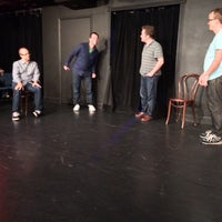 Photo taken at Upright Citizens Brigade Theatre by Joel on 10/3/2013