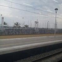 Снимок сделан в RENFE El Masnou пользователем Marielex C. 3/23/2013