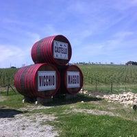 Photo taken at Castello Vicchiomaggio by Алексей Л. on 5/5/2014