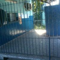 Photo taken at Escola Estadual Municipalizada Oswaldo cruz by Maicon on 8/2/2013