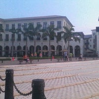 Photo taken at Plaza Lagos Town Center by Gualpy Elías M. on 6/28/2013