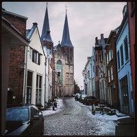 Photo taken at Bergkerk by Bas on 1/18/2013