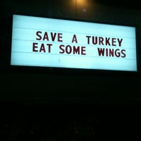 Photo taken at Wings N' More by Ada W. on 11/18/2012