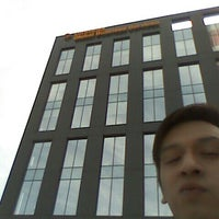 Photo taken at Lufthansa Global Business Services by Yiucey L. on 7/22/2014
