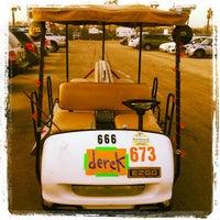 "Photo taken at Dani's Golf Cart by Derek ""d☊rewreck"" Schaefer on 4/20/2014"