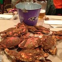 Photo taken at Ocean Pride Restaurant & Bar by Brian Z. on 9/27/2013